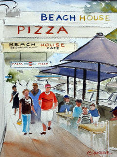 Beach House Pizza